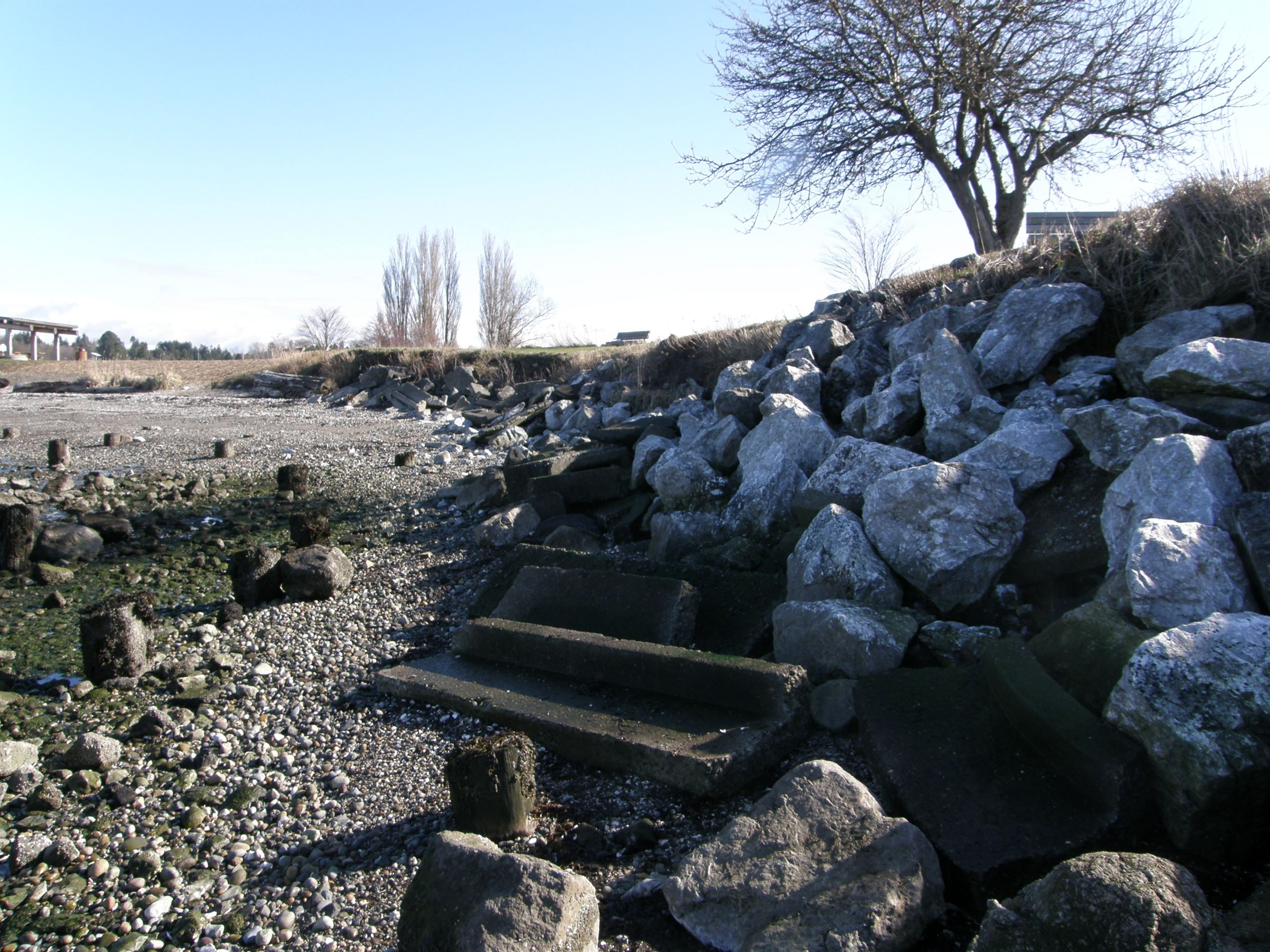 Marine Park Shoreline Reconstruction 2